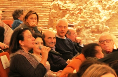 Festa per Massimo Coen all'AND