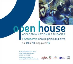 Clicca sull'immagine per scaricare l'invito a Open House