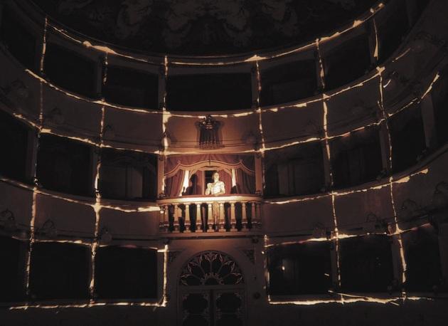 Teatro dei luoghi a Pomarance