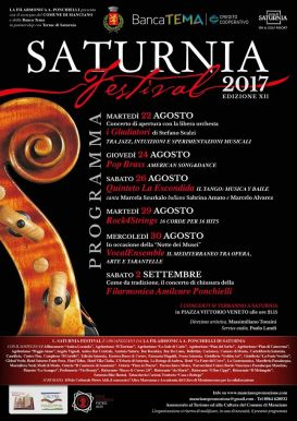 Saturnia Festival 2017